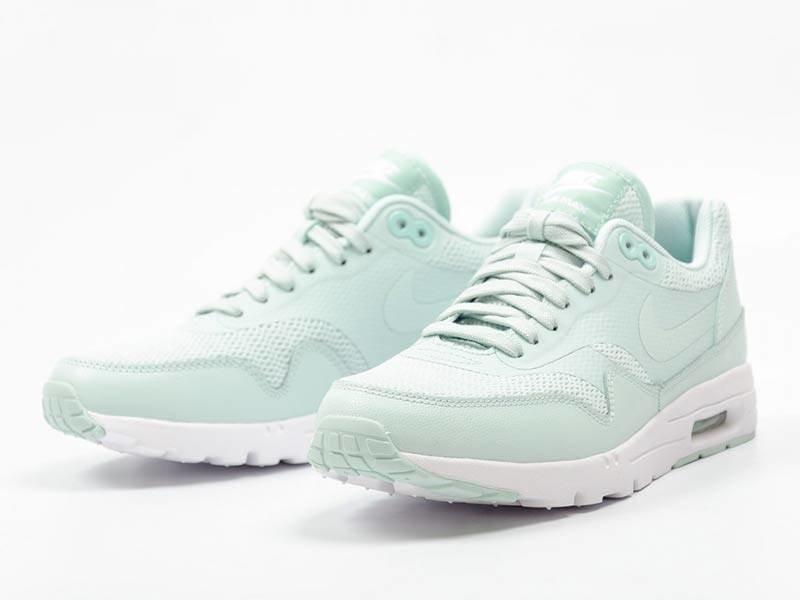 nike air max 1 vrouwen groene nike sneakers