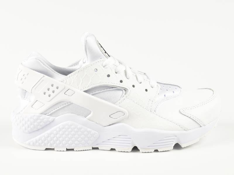 Nike Air Huarache Run Prm White