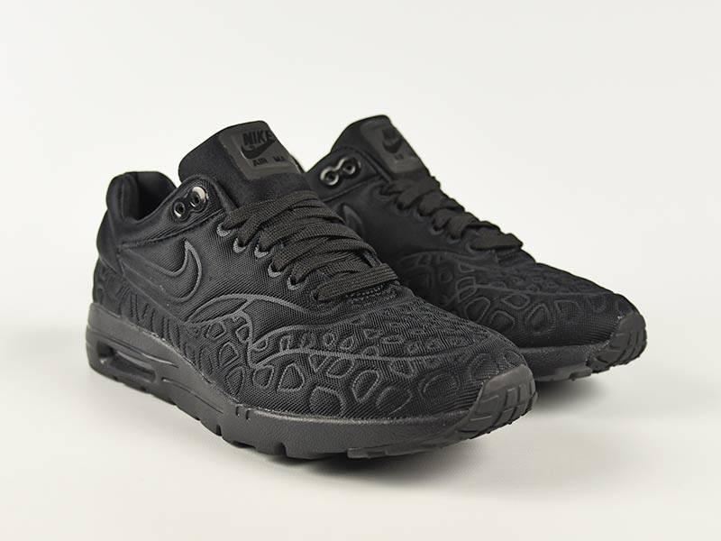 Nike Air Max 1 Paars Suede