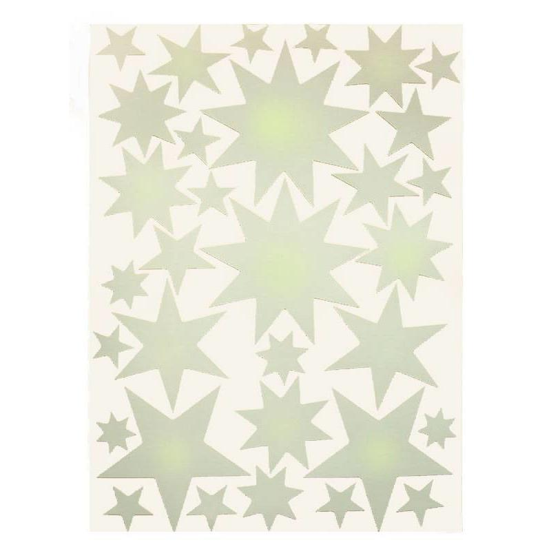 Starry Sky Stickers  Glow in the Dark