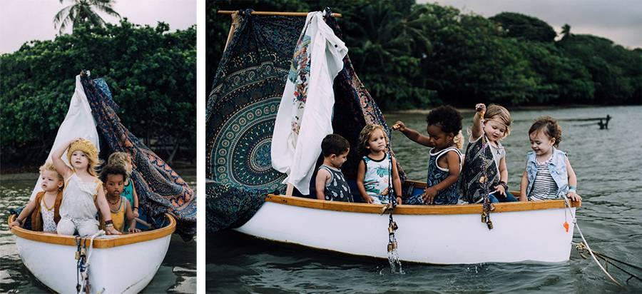 Kleine avonturiers en kinderkamer inspiratie