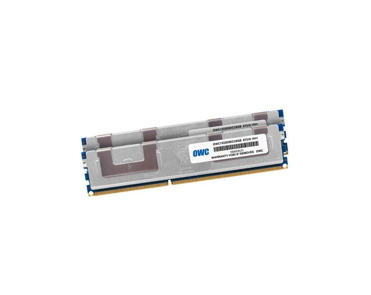 OWC 8GB (2x4GB) RAM Mac Pro Early 2009 tot Mid 2012