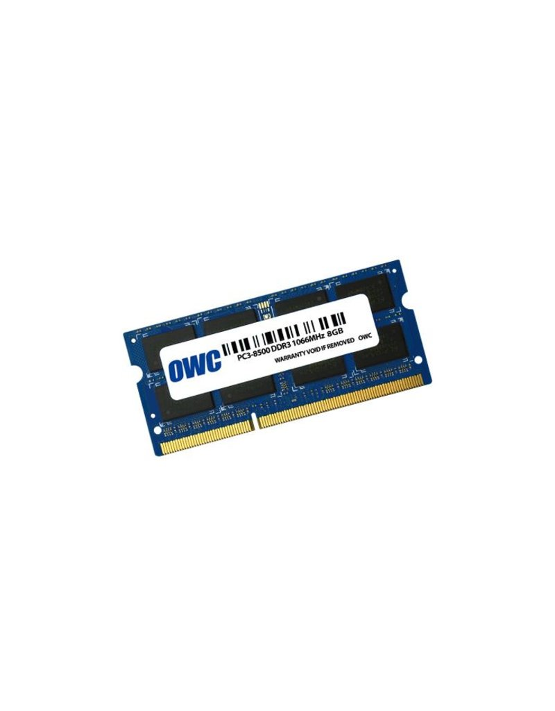 OWC 8GB RAM MacBook Pro Mid 2010