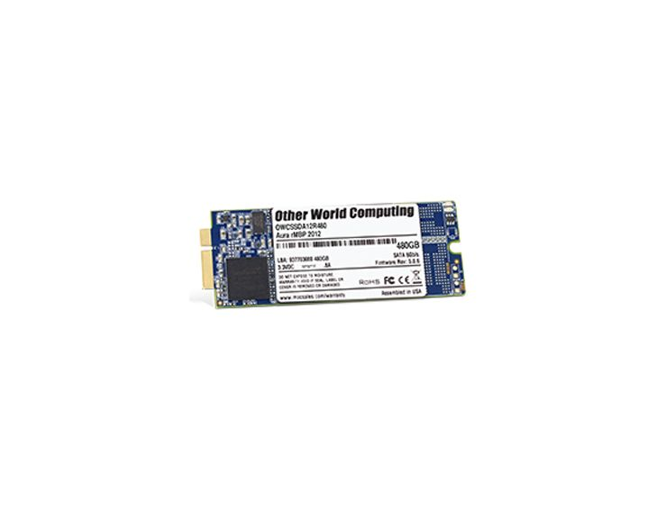 OWC OWC 480GB Flash opslag MacBook Pro Retina