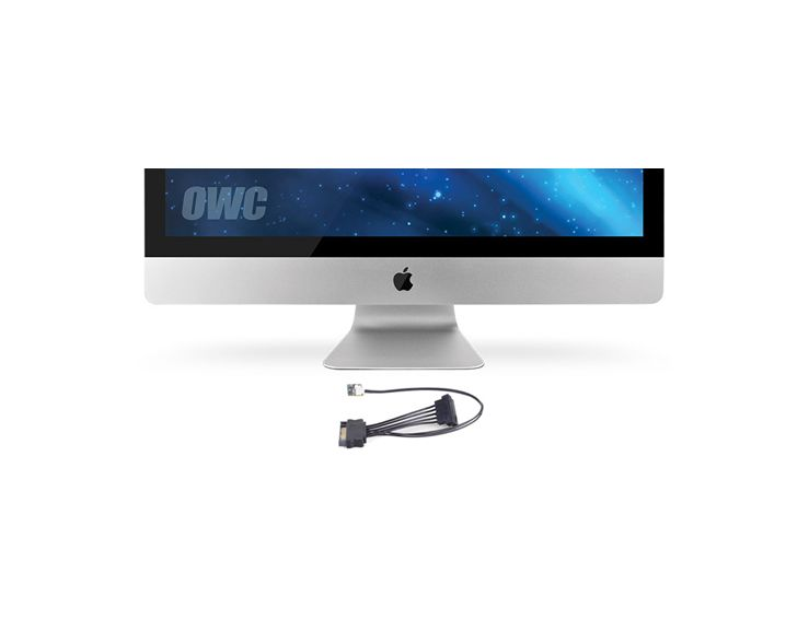 OWC OWC HDD Upgrade voor iMac model 2011