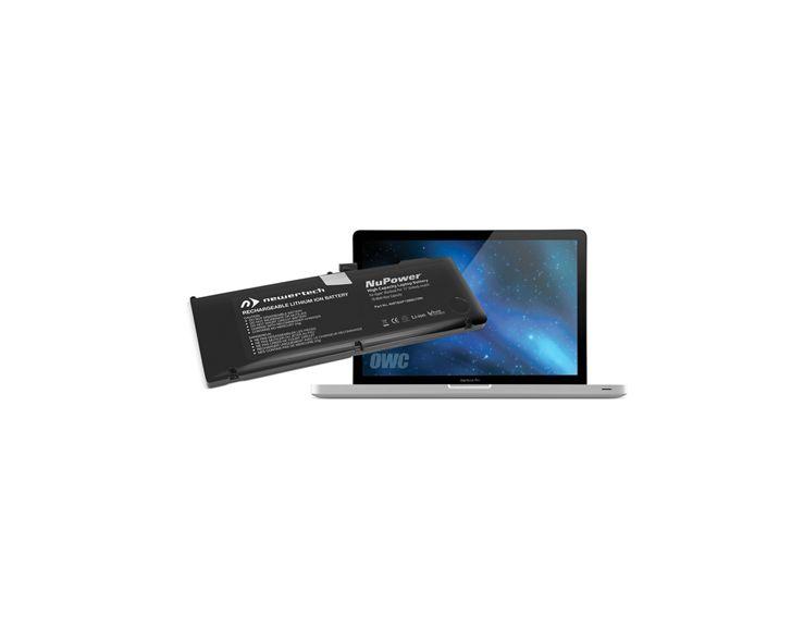 """Newertech MacBook Pro 13"""" batterij model 2009 tot heden"""
