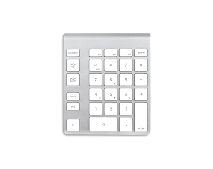 Newertech Newertech numeriek keypad wit