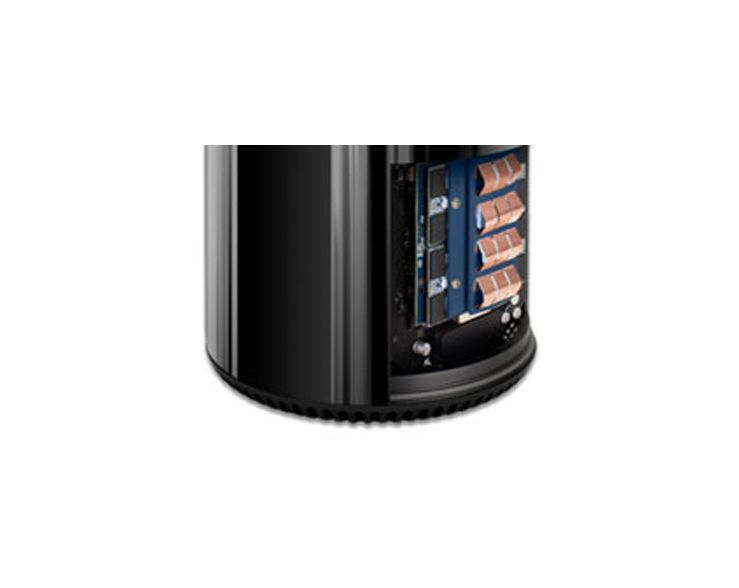 OWC 1TB Aura SSD voor Mac Pro 2013