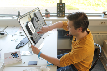 iMac SSD plaatsen