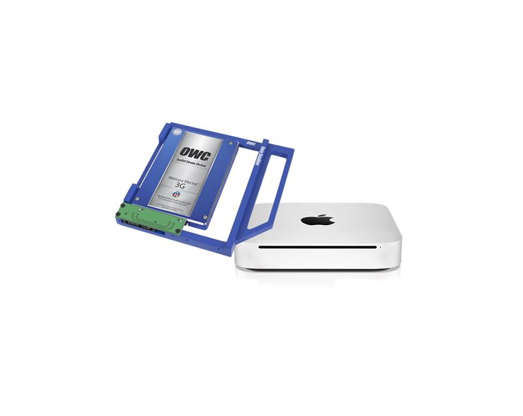 OWC OWC Data Doubler voor Mac Mini 2010 ipv DVD drive