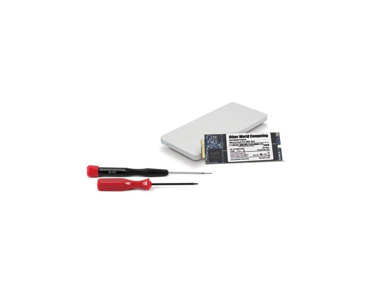 OWC OWC 240GB Aura 6G + Envoy kit MacBook Pro Retina