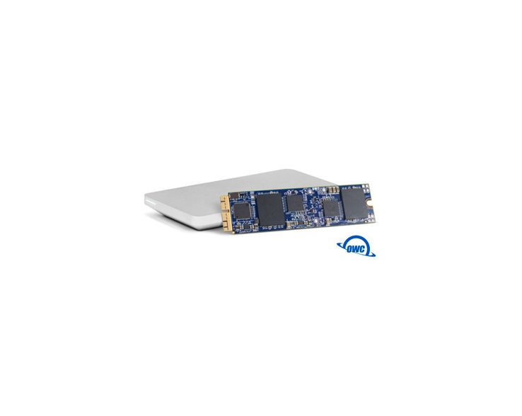 OWC OWC 480GB Aura 6G SSD + Envoy kit MacBook Air Mid 2013 - Mid 2017