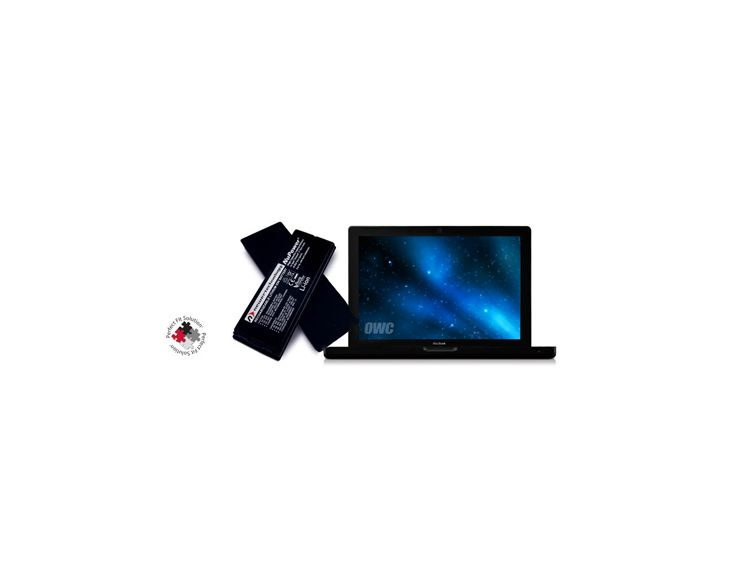 "Newertech MacBook 13"" zwart batterij"