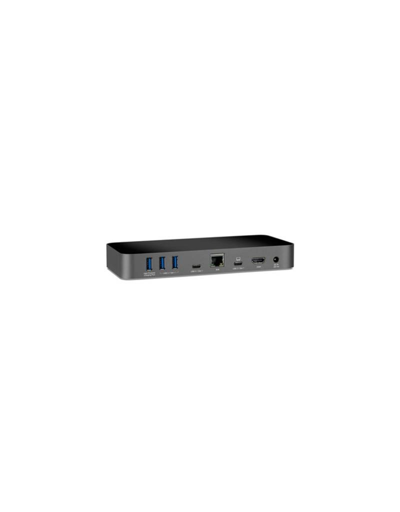 OWC OWC USB-C Dock Space Grijs