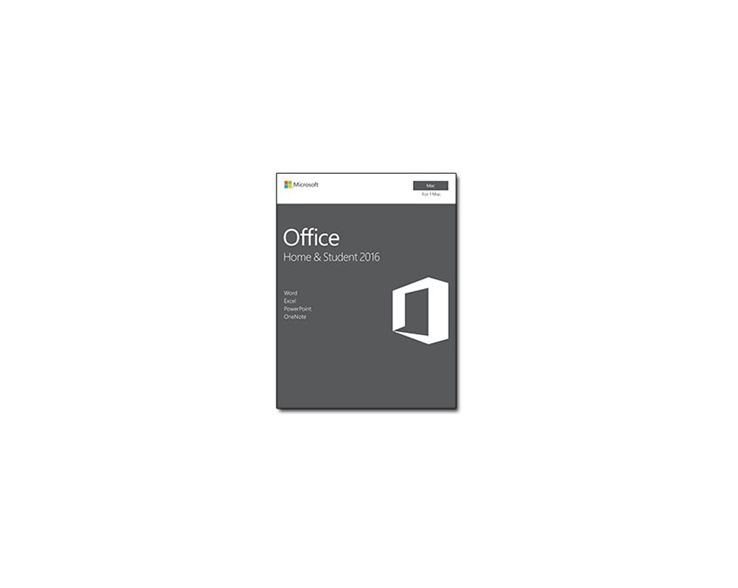 Microsoft Microsoft Office 2016 for Mac Home edition