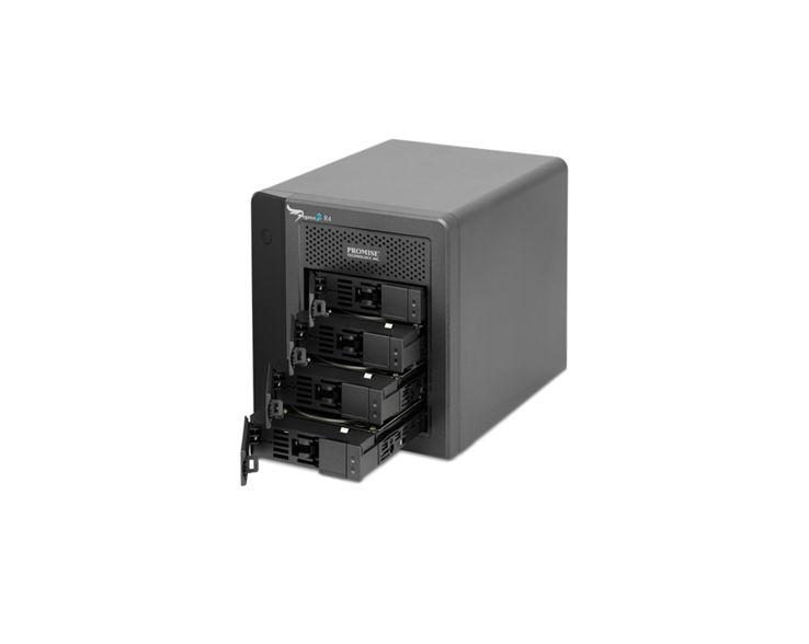 Promise Technology PROMISE Pegasus2 R4 12TB (4x3TB) Thunderbolt 2 RAID-systeem