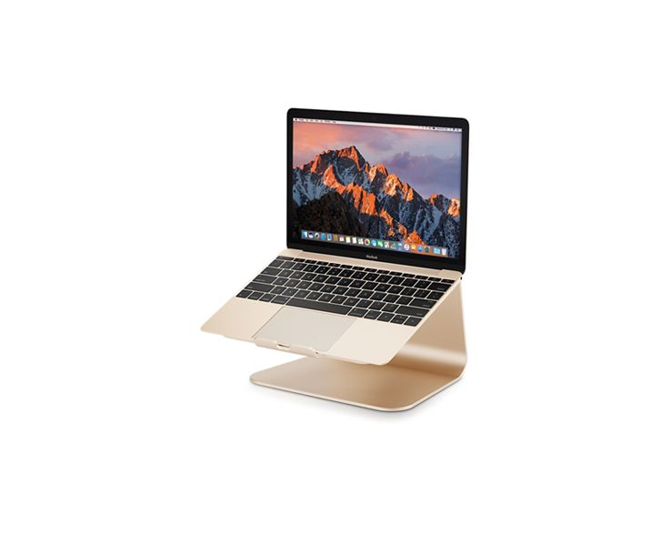 Rain Design mStand MacBook stand Goud - RAIN Design
