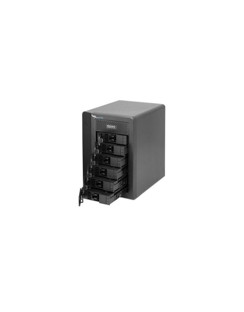 Promise Technology PROMISE Pegasus2 R6 12TB (6x2TB) Thunderbolt 2 RAID-systeem