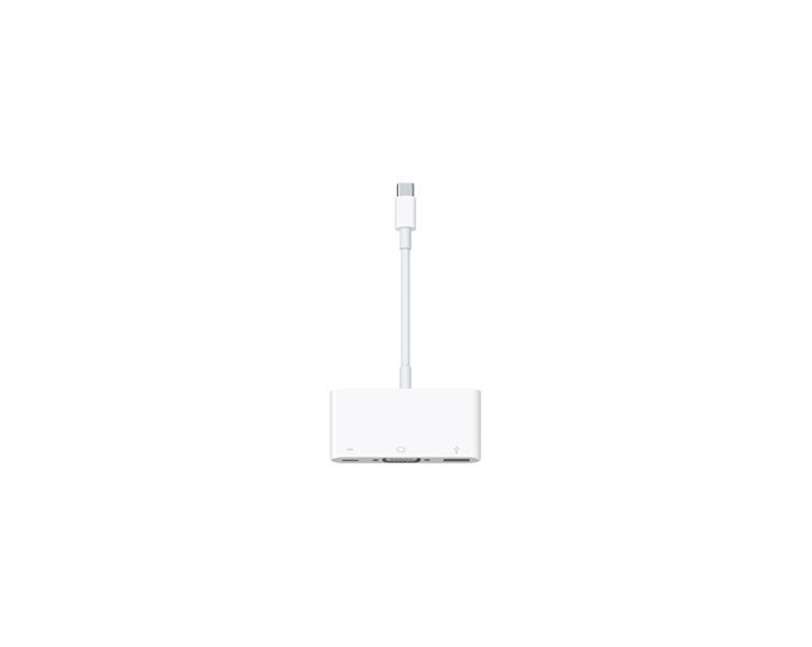 Apple Apple USB-C naar VGA Multipoort Adapter