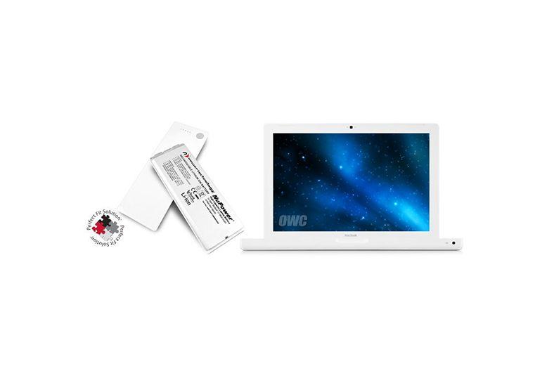 """Newertech Batterij MacBook 13"""" (Wit, Pre-Unibody)"""