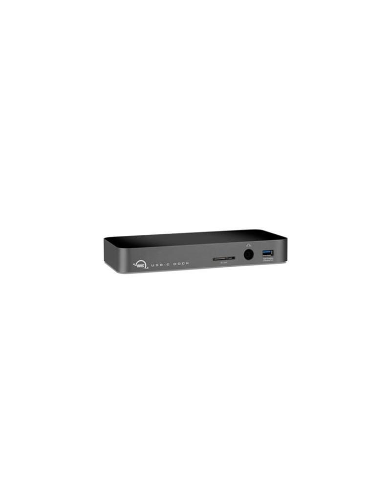 OWC OWC USB-C Dock Space Grijs (new)