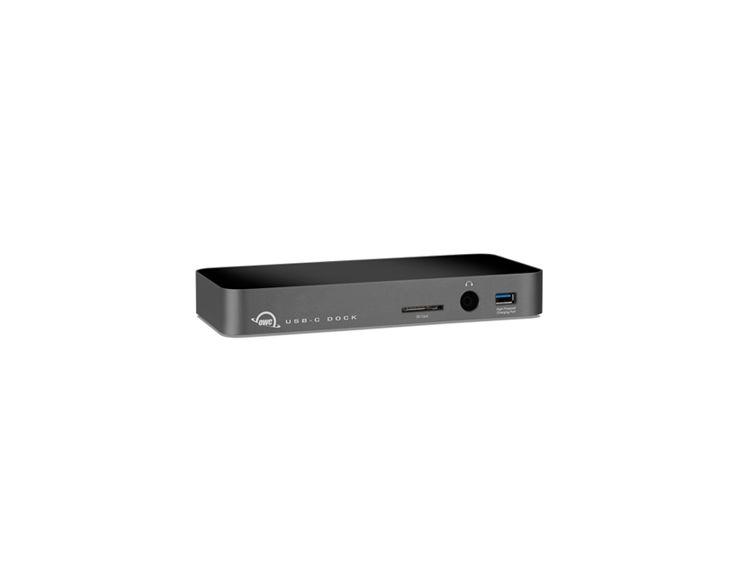 OWC OWC USB-C Dock Spacegrijs (new)
