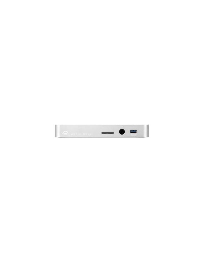 OWC OWC USB-C Dock Zilver (new)