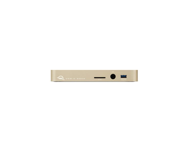 OWC OWC USB-C Dock Goud (new)