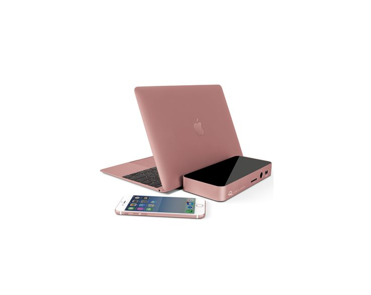 OWC OWC USB-C Dock Rose Goud (new)
