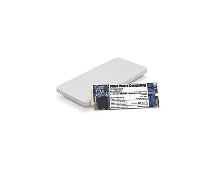 OWC OWC Aura Pro 6G 2TB incl Envoy kit - MacBook Pro Retina