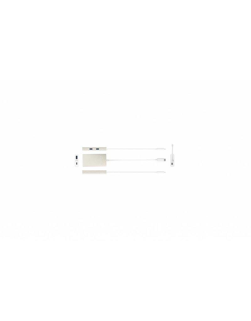 j5create USB Type-C 4-Port HUB