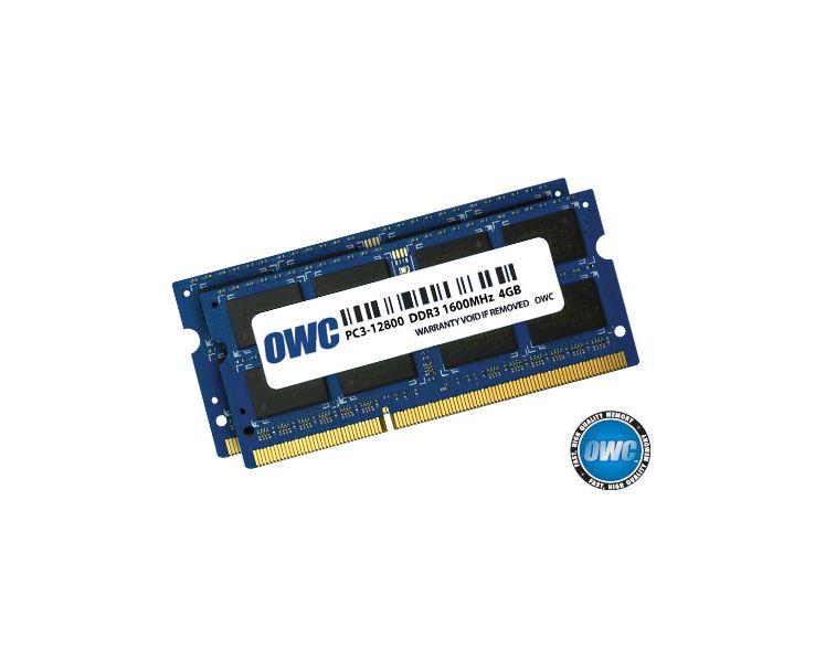 OWC OWC 8GB RAM Kit (2x4GB) iMac Late 2012 tot Mid 2015
