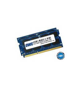 OWC 8GB RAM (2x4GB) MacBook Pro Mid 2010 tot Late 2011