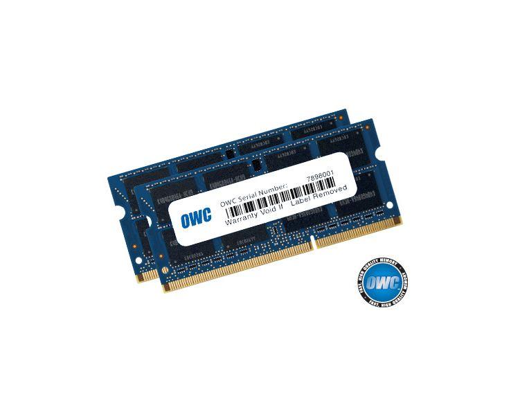 OWC OWC 16GB RAM (2x8GB) iMac Mid 2010 tot Late 2011