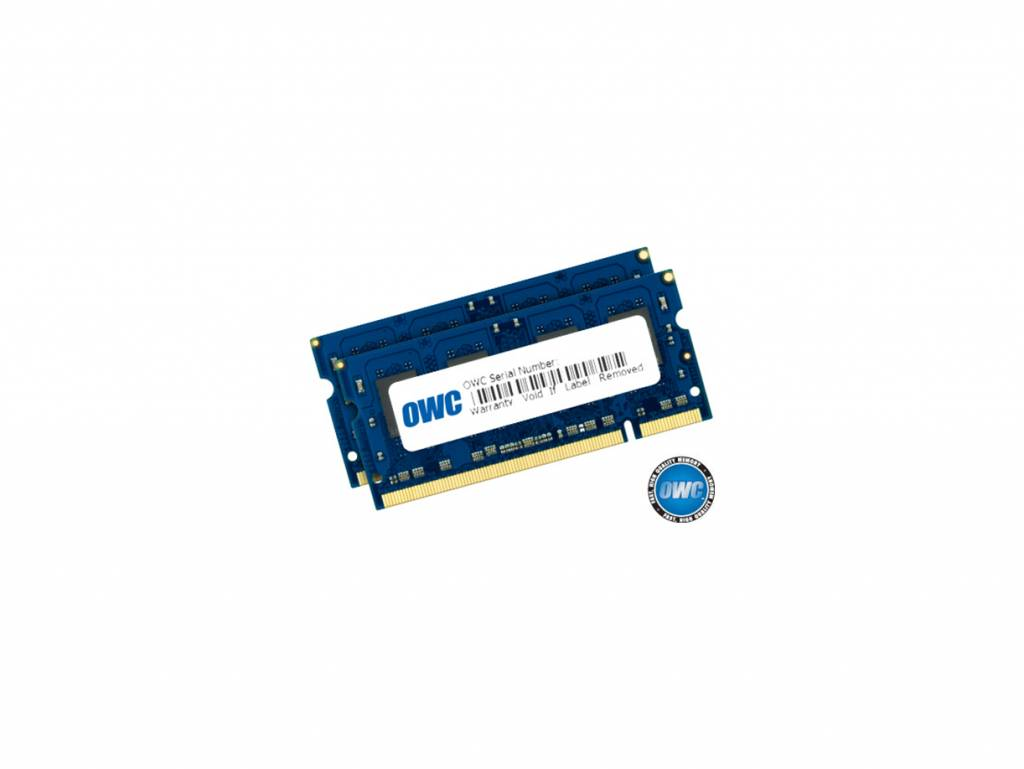 OWC OWC 4GB RAM (2x2GB) MacBook Pro Mid 2007 tot Early 2008
