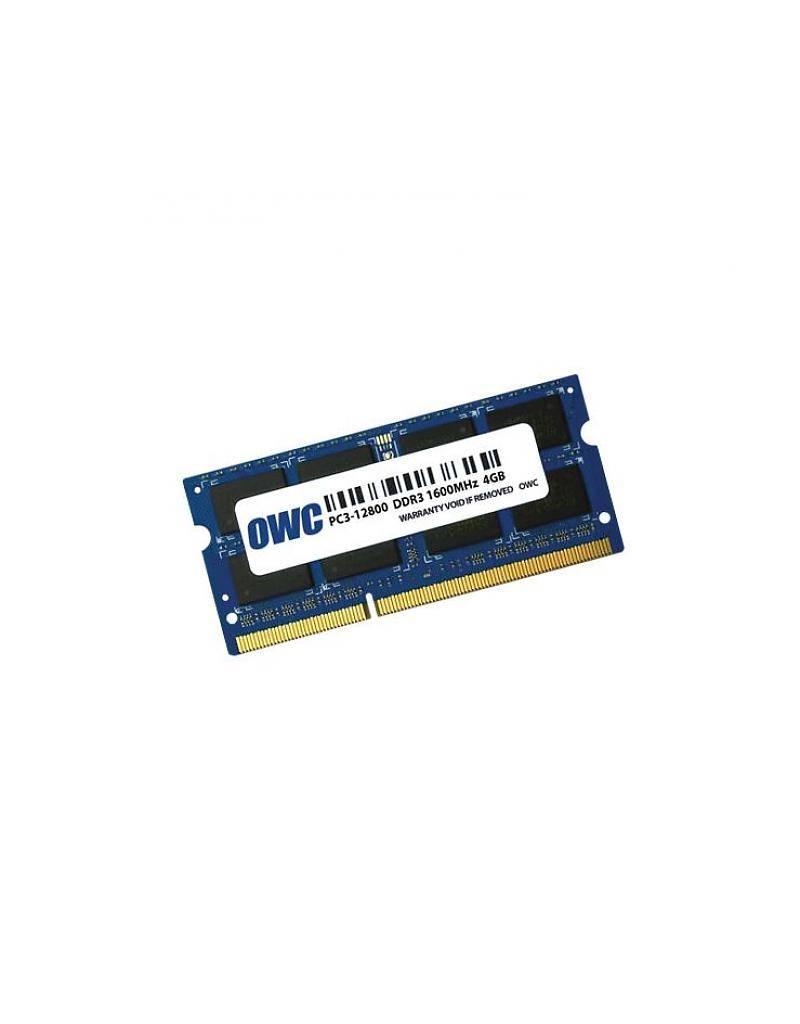 OWC OWC 4GB SO-DIMM PC12800 1600MHz