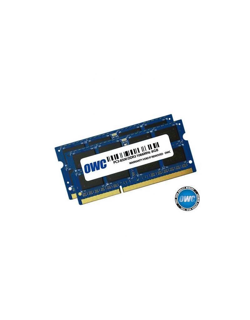OWC OWC 16GB KIT (2X8GB) SO-DIMM PC8500 1066MHz