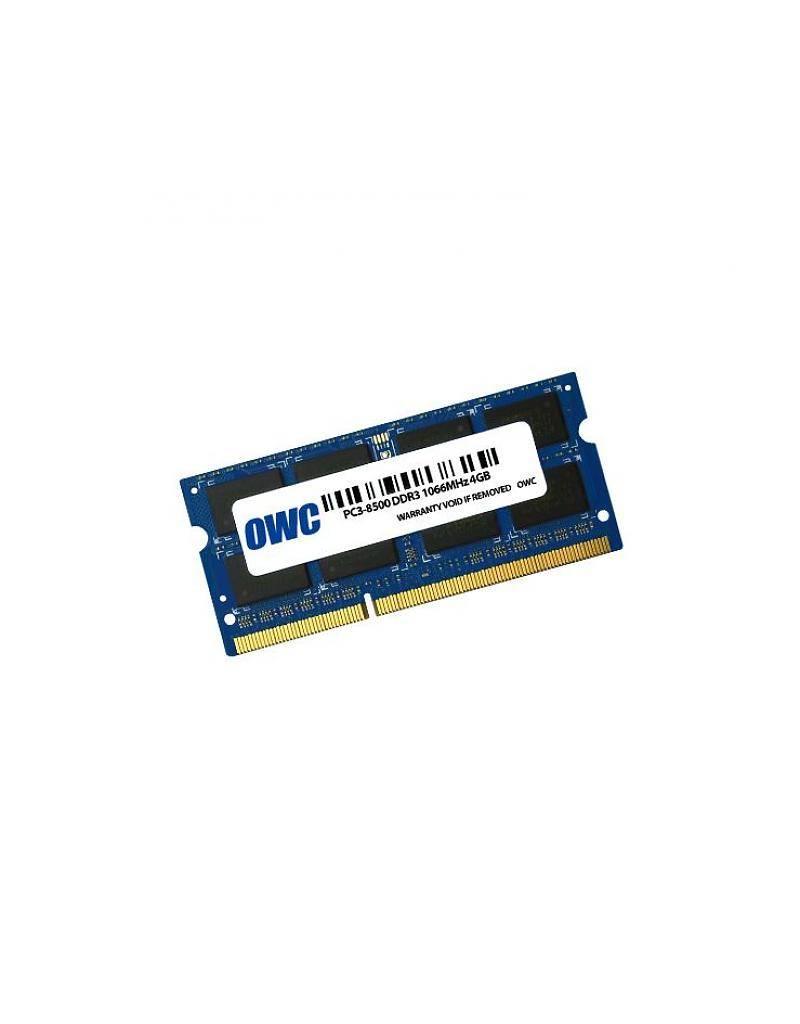 OWC OWC 4GB SO-DIMM PC8500 1066MHz