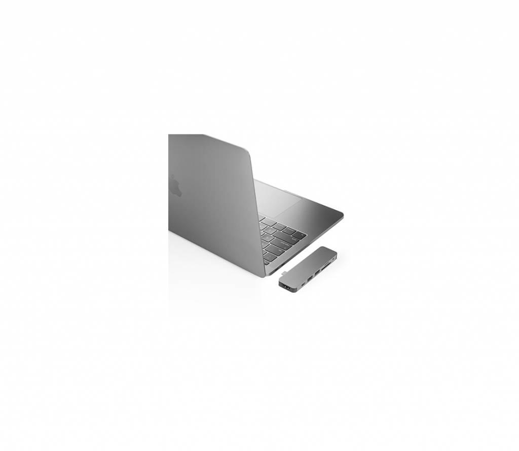 Hyper Hyper HyperDrive SOLO Space Grijs