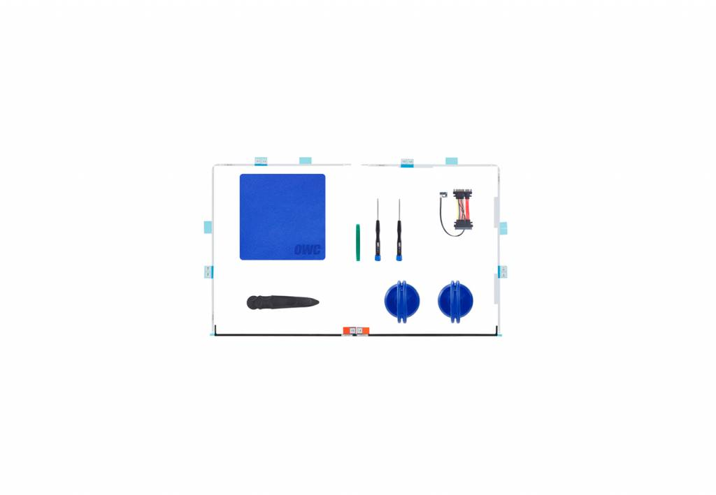 """OWC OWC Complete Hard drive upgrade Kit voor iMac 27"""" model 2012 en later."""