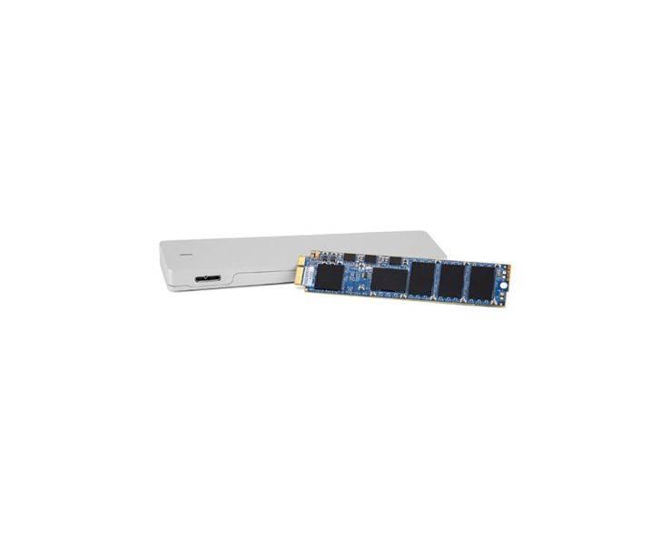 OWC OWC 1TB Aura Pro 6G SSD + Envoy kit MacBook Air 2012