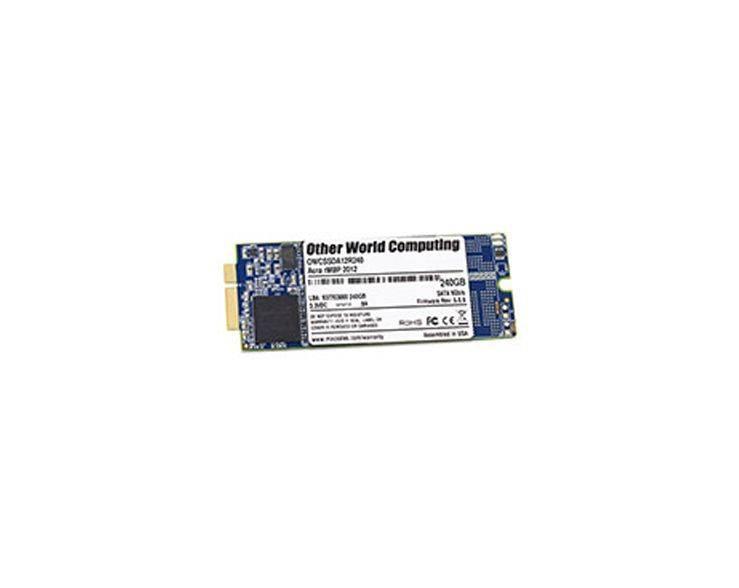 OWC OWC 240GB Aura Pro 6G SSD MacBook Pro Retina 2012 - Early 2013