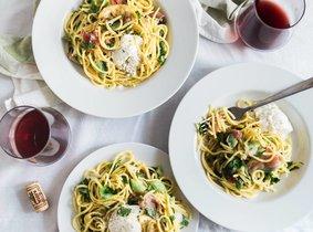 pasta & polenta