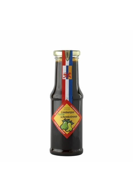 Bourgondisch Limburg peren schenkstroop 200 ml
