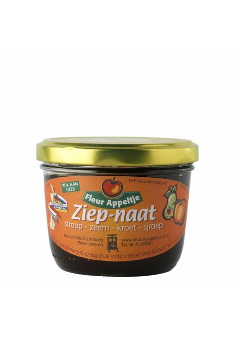Bourgondisch Limburg Ziep naat appelstroop 230g
