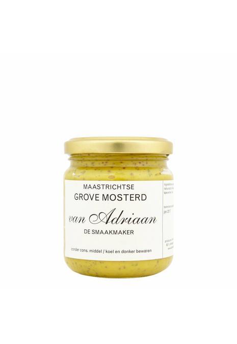 Adriaan de Smaakmaker grove mosterd