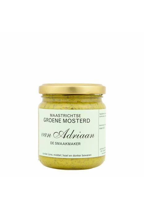 Adriaan de Smaakmaker groene mosterd