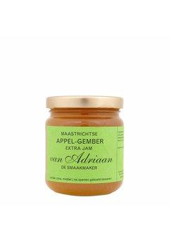 Adriaan de Smaakmaker appel gember jam, 225g
