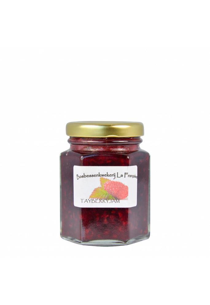 Bosbessenkwekerij La Française Tayberry jam (50 gram, 135 gram of 325 gram)