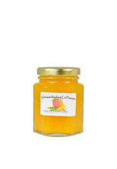 Bosbessenkwekerij La Française Mango gember jam 50/135/325g